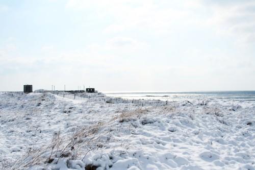 Snow Dunes II