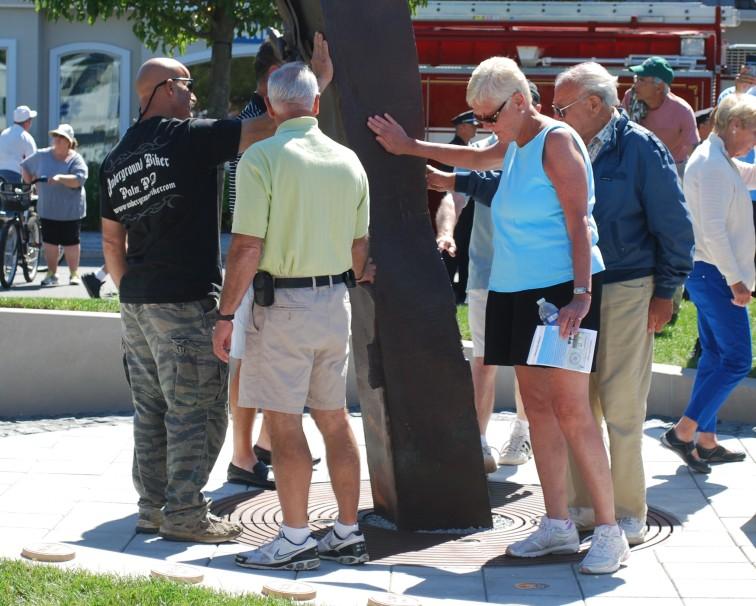 9 11 Memorial Plaza Dedication 120911 077a