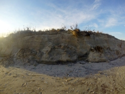 Dune Cliff at 26th St.