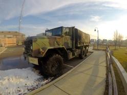 Avalon Emergency Vehicle