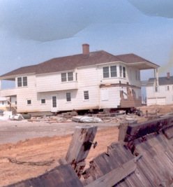 """Stone Harbor beach front"" - Jim Thatcher"