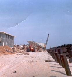 """Stone Harbor storm damage"" - Jim Thatcher"