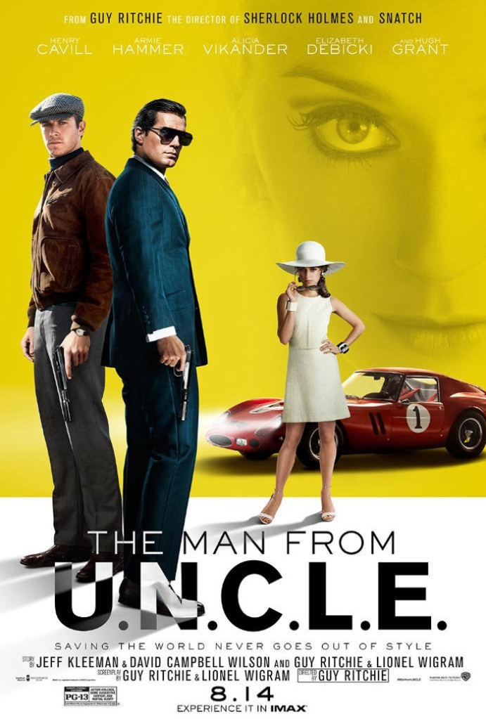 The-Man-From-UNCLE-Movie-Poster