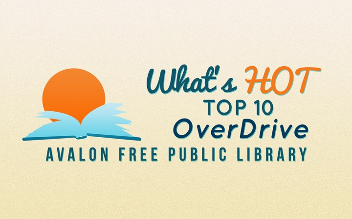 What S Hot Top 10 Audiobooks On Overdrive Right Now Oct