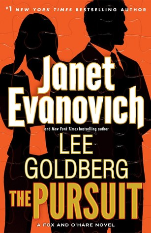 The Pursuit by Janet Evanovich.jpg