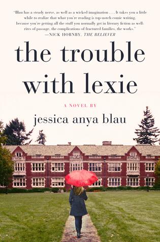 The Trouble with Lexie by Jessica Anya Blau.jpg
