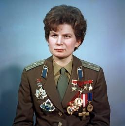 Valentina Tereshkova1