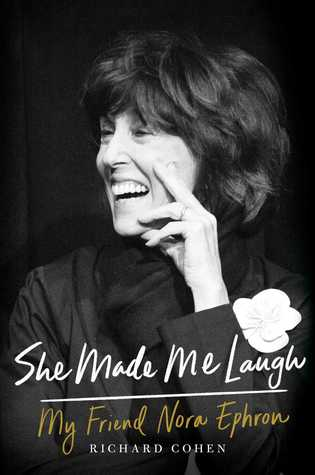 She Made Me Laugh by Richard Cohen.jpg