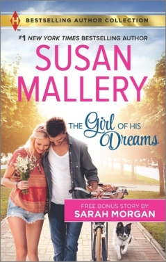 The Girl of His Dreams and Playing by Greek's Rules by Susan Mallery.jpg