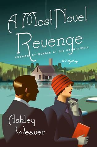A Most Novel Revenge by Ashley Weaver.jpg