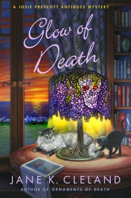 A Glow of Death by Jane K. Cleland.jpg