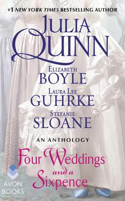 Four Weddings and a Sixpence by Julia Quinn.jpg