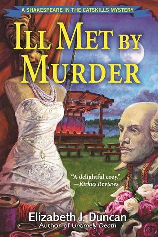 Ill Met by Murder by Elizabeth Duncan.jpg