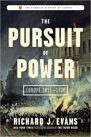 The Pursuit of Power by Richard J. Evans.jpg