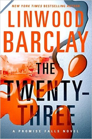 The Twenty-Three by Linwood Barclay.jpg