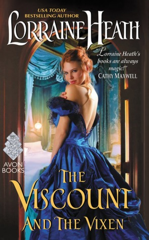 The Viscount and the Vixen by Lorraine Heath.jpg