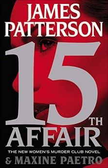 The 15th Affair by James Patterson.jpg
