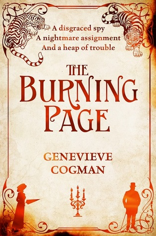 The Burning Page by Genevieve Cogman.jpg