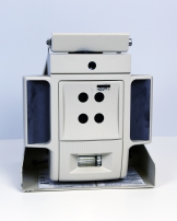 • POLOROID PHOTO ID INSTANT FILM CAMERA STAND – ECONO/DELUXE CAMERA SYSTEM