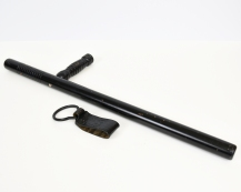 • POLYCARBONITE PR-24 RIGID SIDE HANDLE BATON