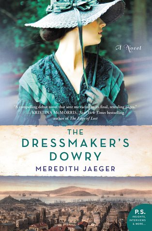 The Dressmaker's Dowery by Meredith Jaeger.jpg