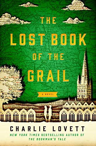 The Lost Book of the Grail, Or, a Visitors Guide to Barchester Cathedral.jpg