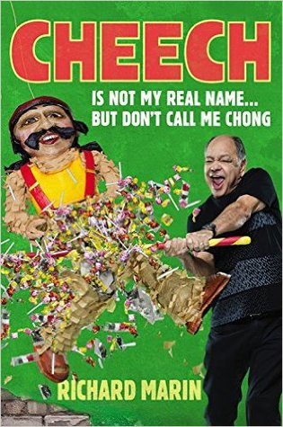 Cheech Is Not My Real name by Cheech Marin.jpg