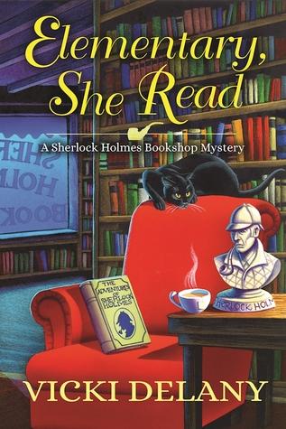 Elementary, She Reads by Vicki Delany.jpg