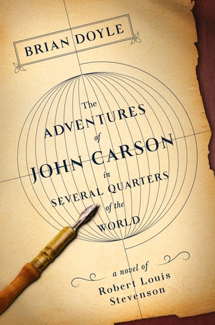 The Adventures of John Carson in Several Quarters of the World by Brian Doyle.jpg