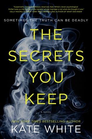The Secrets You Keep by Kate White.jpg