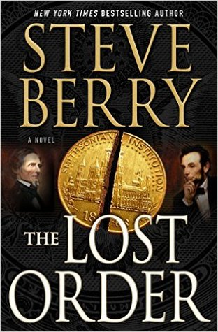 The Lost Order by Steve Berry.jpg