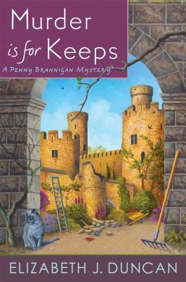 Murder is for Keeps by Elizabeth J Duncan.jpg