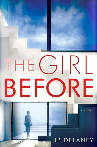 The Girl Before by JP Delaney.jpg