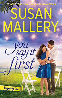 You Say It First by Susan Mallery.jpg
