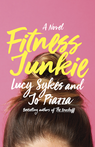 Fitness Junkie by Lucy Sykes.jpg