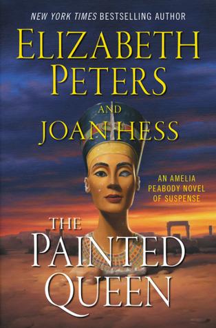 The Painted Queen by Elizabeth Peters.jpg