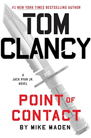 Tom Clancy's Point of Contact by Mike Maden.jpg