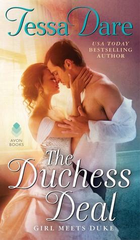The Duchess Deal by Tessa Dare.jpg