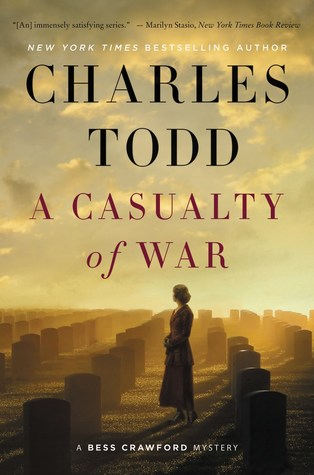A Casualty of War by Charles Todd.jpg