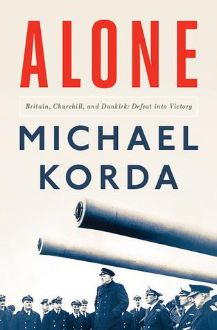 Alone by Michael Korda