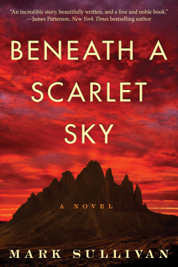 Beneath a Scarlet Sky by Mark T. Sllivan.jpg