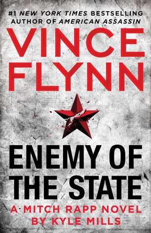 Enemy of the State by Vince Flynn.jpg