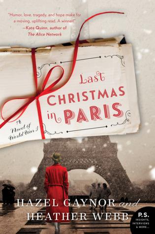 Last Christmas in Paris by Hazel Gaynor.jpg