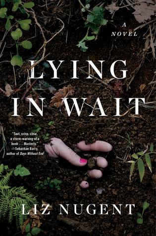 lying in waity