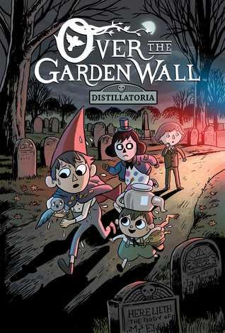 over the garden wall distillatoria
