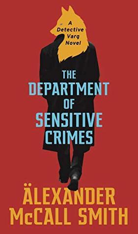 department of sensitive crimes