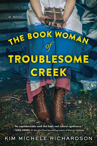 book woman of troublesome creek