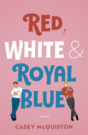 red white and royal blue